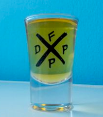 Debeli Precjednik Shot Glass