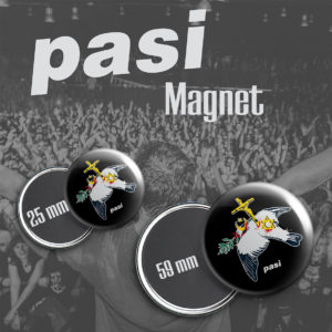 3Pasi magnet