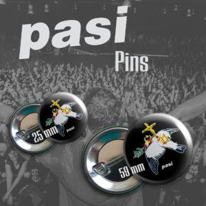 5Pasi Pins mont
